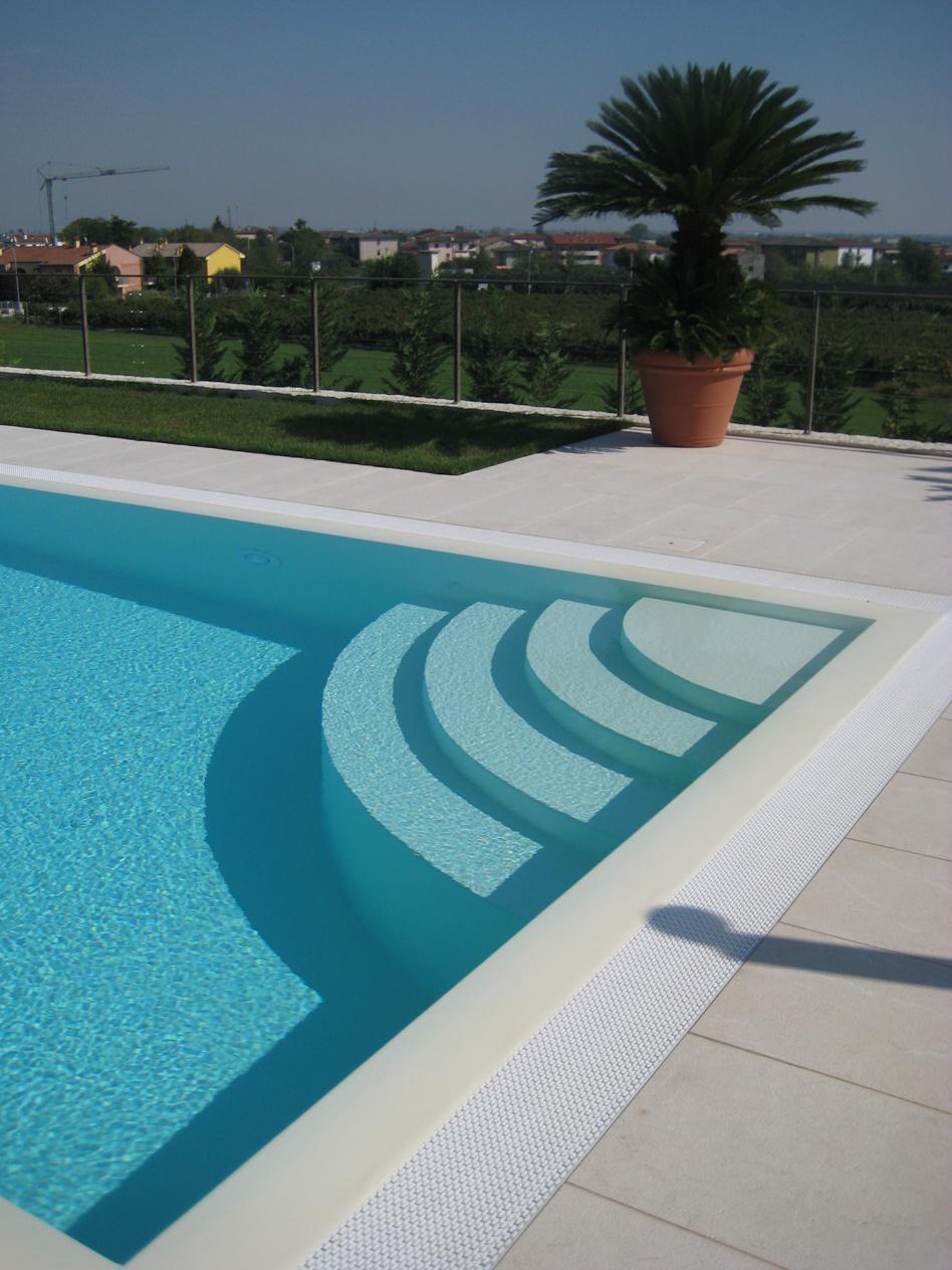 Rivestimento piscina mignolli alfonso for Rivestimento piscina