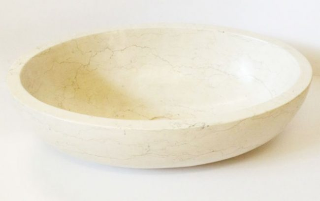 Ovale Steinspule Mignolli Alfonso