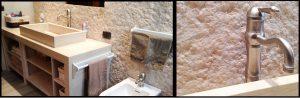 bagno in pietra della lessinia mignolli alfonso