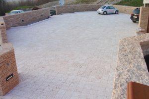 pavimento esterno pietra della lessinia