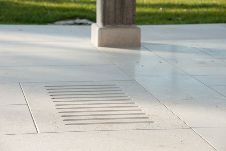 Pavimento Esterno Pietra : Piastrella da interno da esterno da pavimento in pietra
