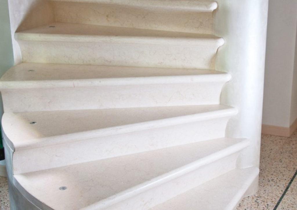 scala pietra della lessinia prun marmo